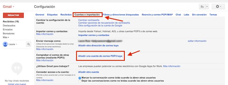Cómo gestionar múltiples correos de email