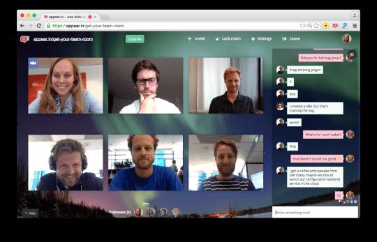 Sala gratis para reuniones virtuales