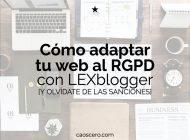 RGPD LOPD